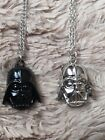 Star Wars Darth Vader Necklace, Chain Pendant Storm Trooper Jewellery Men Boy £3.75 GBP on eBay