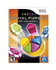 NEW Wii Game    Trivial Pursuit: Bet You Know It  MAKE AN OFFER