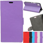 Wallet Card Holder Leather Magnetic Flip Stand Phone Case Cover For Various Phon