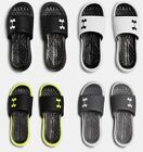 Under Armour Mens UA Playmaker Fixed Strap Slides Sandals Many Sizes