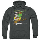Betty Boop Chimney Pullover Hoodies for Men or Kids $26.39 USD