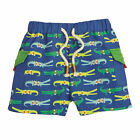 Mud Pie Little Boys Gator Swim Trunks 6M-5T #1022124