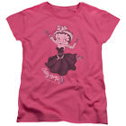 BETTY BOOP GYPSY BETTY T-Shirt Womens' Short Sleeve Jersey $26.99 USD