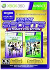 Kinect Sports -- Ultimate Collection (microsoft Xbox 360, 2012)
