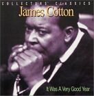 James Cotton - Was a Very Good Year [CD]