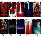 Star Wars The Last Jedi Soft TPU Case Cover For iphone X 6S 7 8 Plus $4.95 USD on eBay