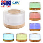 AU! Ultrasonic Aroma Essential Oil Diffuser Humidifier with Remote Control 500ml