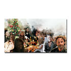 The Walking Dead Season 8 The Last Stand 2018 Canvas Poster 8x14 12x21 inch