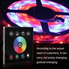 12-24V RGBW Full Color Dimmer Touch Panel Controller For RGB RGBW LED Strip FLZ