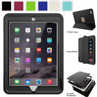 Shockproof Full Protective Cover Hard Case For iPad 9.7 2017 5th Gen Mini 2 3 4