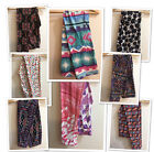Women's Regular One Size Printed Leggings Tropical Floral Abstract  Aztec Plaid