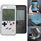 Creative Retro Electronic Game Boy Box Toys Bumper Case for iPhone X 8 Plus 7 6S