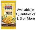 New Orleans Louisiana Style Fish Fry - Seafood Breading Mix - Creole Seasoning