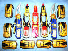 MYSTIC FORCE MYSTIC MAGI MORPHER CELL CALLER WAND SOLAR CELL FURY LOOK PICK 1