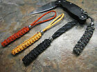 PERFECT PARACORD LANYARD 30 COLORS AVAILABLE BEAD AMERICAN MADE