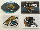 NFL Jacksonville Jaguars Sticker Package Logo Helmet Football Vintage Stickers on eBay
