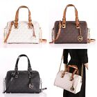 NWT Michael Kors GRAYSON Medium Chain Satchel Shoulder Bag in Various Colors