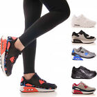 Ladies Womens Trainers Gym Fitness P.E. Running Jogging Lace Up Shoes Size 3-8