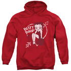 Betty Boop Lover Girl Pullover Hoodies for Men or Kids $25.25 USD