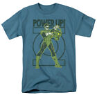 Green Lantern Power Up T-shirts for Men Women or Kids