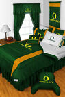 NCAA Oregon Ducks Comforter AND Matching Bedroom Sheet Set ALL SIZES