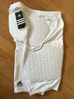 adidas Padded Compression Shorts TECHFIT ClimaCOOL Big  Tall Men's NIP - White
