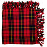 More images of SL Kilt Fly Plaid Wallace Tartan 48 x 48 / Kilt Fly Plaid Wallace Tartan
