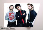 GREEN DAY GIANT WALL ART POSTER A0 A1 A2