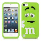 3D m&amp;m Soft Silicone Gel Case Cover For Apple iPod Touch 6th &amp; 5th Generation  <br/> ✓ Fast &amp; Free Delivery✓ Quality Product ✓1st Class Post