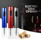 Loskii Electric Wine Bottle Opener Auto Wine Corkscrew Cork Remover +Foil Cutter