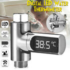 Loskii LED Digital Temperature Display Instant Heating Electric Water Faucet
