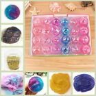 7 Type Star Sky Pearl Egg Sequins Snow Crystal Clay Toy Elastic Stress Relievers