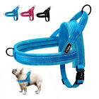 dog harnesses for pulling - No Pull Padded Dog Harness Quick Fit Reflective Strap Vest for Small Large Dogs