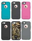 Brand New OEM Otterbox Defender Case for iPhone 5s iPhone 5 iPhone SE w/ Holster