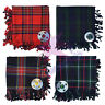 More images of CC New Mens Kilt Fly Plaid With Stone Brooch in Different Tartans Colours
