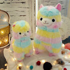 "14"" 20''BIG Cute Rainbow Alpacasso Kawaii Alpaca Llama Child Soft Plush Toy Doll"