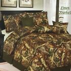 Camouflage Luxory Comforter - 7 Piece Set - QUICK SHIPPING!
