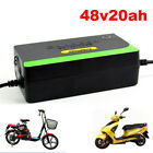 48V 2.5 Amp 20AH Lead Acid Battery Charger for Electric Bikes Scooters E-bike