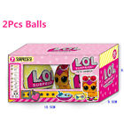 4/8Pcs SERIES 3 LOL SURPRISE DOLL PETS SURPRISES OF FUN ANIMAL BALL KIDS GIFT UK