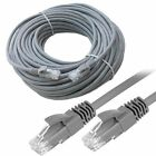 Rj45 Cat6 Ethernet Lan Kabel Knickschutz UTP Patch Leine 10gbps 1m - 50m Lot