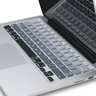 """PASBUY Silicone Skin Keyboard Cover for Apple MacBook Pro Retina Air 13 15 17"""""""