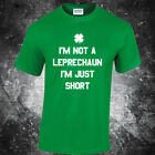 SKU21 Mens Ladies Unisex St Patricks Day T-Shirt  Leprechaun Funny Irish Paddys