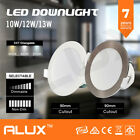 10W/12W/13W LED DOWNLIGHT CCT COLOUR CHANGING WARM/NATURAL/COOL WHITE IP44