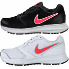 Nike Women's Downshifter 6 Trainers White Black Sports Gym Run Running