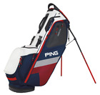 PING HOOFER STAND GOLF BAG - 5 WAY TOP W  12 POCKETS - NEW 2018 PICK YOUR COLOR!