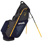 PING HOOFER STAND GOLF BAG - 5 WAY TOP W/ 12 POCKETS - NEW 2018 PICK YOUR COLOR!