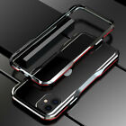 Fr iPhone 11 Pro Max 7 Xs XR Original LUPHIE Armor Metal Bumper Frame Case Cover