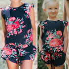 Mother And Daughter Matching Romper Clothes Mom Girl Jumpsuit Family Outfits
