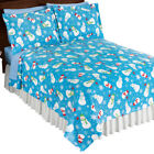 Snowman Christmas Bedding Coverlet, by Collections Etc image
