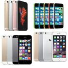 Factory Unlocked Apple iPhone 5c 5s 8GB/16GB/32GB Dual Core GPS 4G Smartphone